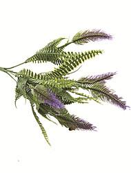Недорогие -Моделирование сосновая трава искусственные зеленые растения свадьба свадьба макет сцены моделирования цветы и растения