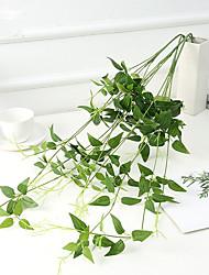 Недорогие -симуляция растений ротанга садоводство проект макет сцены лозы отель лес рептилия квадрима гинкго