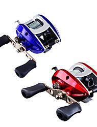 cheap -Fishing Reel Drum Reel 3.3:1 Gear Ratio Ball Bearings Right-handed Sea Fishing / Bait Casting / Freshwater Fishing - TD30