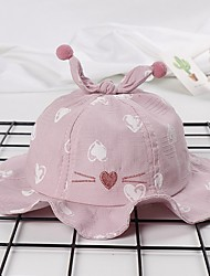cheap -Infant Unisex Geometric Hats & Caps Blushing Pink / Dusty Rose / Blue