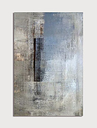 cheap -Hand Painted Canvas Oilpainting Abstract Home Decoration with Frame Painting Ready to Hang With Stretched Frame
