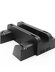 Недорогие -HBP-149A Зарядное устройство Назначение PS4 / PS4 Тонкий / PS4 Pro ,  Зарядное устройство ABS 1 pcs Ед. изм