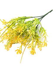 Недорогие -моделирование бабочка любовь цветок пластиковая трава оптовая торговля инженерное оформление сада поддельный цветочный ресторан перегородка декоративная трава