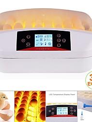 Недорогие -автоматический цифровой инкубатор с 32 яйцами
