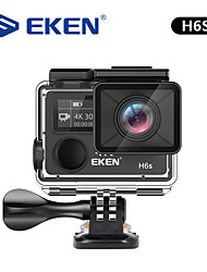cheap -EKEN H6s 4K Ultra HD 14MP with EIS Remote Sport Camcorder Ambarella A12 Chip Wifi 30m Waterproof Panasonic Sensor Action Camera
