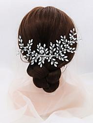 Недорогие -Модные ювелирные изделия из сплава циркония с расческами со стразами 2шт свадебный головной убор
