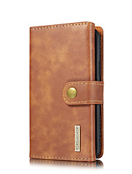 cheap -DG.MING High Quality Business Leather Case For iPhone 11 / 11 Pro / 11 Pro Max Magnetic Flip Wallet Slot Stand Detachable For iPhone X / XR / XS Max / XS Cover