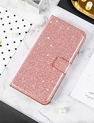 cheap -Case For Samsung Galaxy A51 / M40S / A71 Wallet / Shockproof Diamond Glitter PU Leather Case For Samsung S20 Plus / S20 Ultra/A20e/A50s/A30s/A10/A60/A70/A80/S10 Lite/S10 5G/S10 Plus/Note 10 Plus  Note