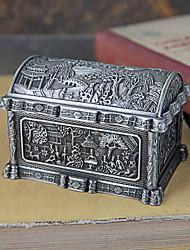 Недорогие -Квадратный Упаковка ювелирных изделий - Серый 8.8 cm 6 cm 5.5 cm / Жен.