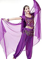 cheap -Belly Dance Women's Performance Spandex Veil