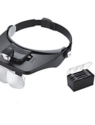 cheap -3.5 X 25 mm Magnifiers / Magnifier Glasses Lenses Other Waterproof Outdoor Carrying Case Easy Carrying 126-1000 m Multi-coated BAK4 Camping / Hiking Hiking Hunting and Fishing Plastic