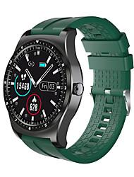 Недорогие -Dm69 умные часы для мужчин фитнес-трекер артериальное давление монитор сердечного ритма спорт умный браслет pk huawei gt 2 smartwatch