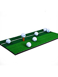 cheap -Golf Putting Mat Portable Anti-Slip Anti-Wear PE For Golf Outdoor Exercise Indoor Leisure Sports Practice