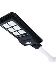 Недорогие -1шт 120 W Свет газонные / Внешние настенные светильники / Солнечный свет стены Дистанционно управляемый / Управление освещением / Монитор обнаружения движения Теплый белый + белый 5.5 V