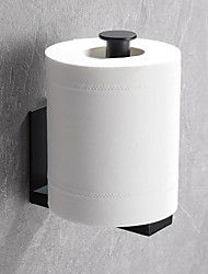 cheap -Toilet Paper Holder New Design / Self-adhesive / Creative Antique / Modern Stainless Steel / Low-carbon Steel / Metal 1pc - Bathroom Wall Mounted