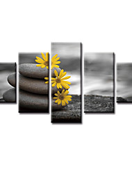 cheap -5 Panels Modern Canvas Prints Painting Home Decor Artwork Pictures Decor Print Rolled Stretched Modern Art Prints Art Prints