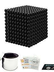 cheap -1000 pcs 3mm Magnet Toy Magnetic Balls Building Blocks Super Strong Rare-Earth Magnets Neodymium Magnet Puzzle Cube Neodymium Magnet Stress and Anxiety Relief Focus Toy Office Desk Toys Relieves ADD