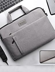 cheap -Laptop Bag pro 13.3/Portable MacBook 14 Female Air13 Inner Liner 15 Male 15.6 Inch Shoulder Bag