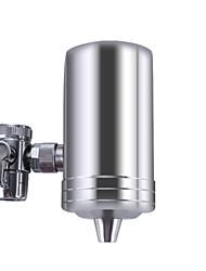 Недорогие -очиститель воды бытовой кран из нержавеющей стали прямой напиток керамический фильтр мембрана ультрафильтрации кухня фильтр для воды