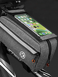 cheap -Cell Phone Bag 6.2 inch Cycling for Dark Gray Bike / Cycling