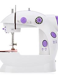 Недорогие -переносная швейная машина беспроводное ручное электрическое сшивающее устройство с защитой иглы и ножной педалью для новичка дома