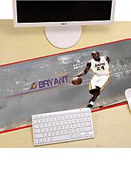 Недорогие -коврик для игровой мыши litbest / базовый коврик для мыши / клавиатура 30 * 80 * 0,3 см, резина / ткань