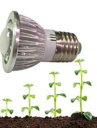 Недорогие -1 комплект 3 W 96-112 lm 6 Светодиодные бусины LED лампа для теплиц Красный 85-265 V Овощеводство