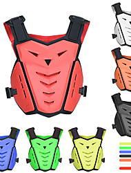 cheap -Professional Motorcycle armor anti-collision anti-fall chest protector back racing Wear-Resistant motorcycle Waistcoats armor protective gear
