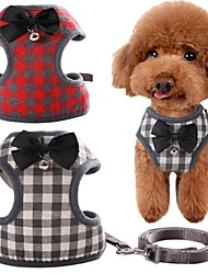 cheap -Classic Pet Dog Vest Harnesses Leashes Rope Cool Dog Chest Straps Traction Rope For Cat Puppy Dogs Leashes Pet Supplies