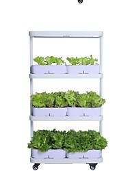 Недорогие -Балкон без почвы выращивание овощей посадка машина гидропонное оборудование дома овощеводство артефакт крытый семейный посвященный посадочный ящик