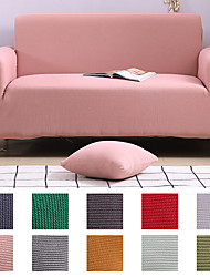 cheap -Sofa Cover Stretch Cheap Slipcovers Soft Durable Couch Cover 1 Piece Spandex Jacquard Fabric Washable Furniture Protector Armchair Loveseat L-shape