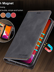 cheap -Luxury Magnetic Wallet Flip Leather Case For Apple iphone 11 Pro Max SE 2020 XR XS Max X 8 Plus 7 Plus 6 Plus Card Stand Cover