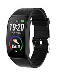 Недорогие -KUPENG KA59 Универсальные Умные браслеты Android iOS Bluetooth Водонепроницаемый Сенсорный экран Пульсомер Спорт Медиа контроль