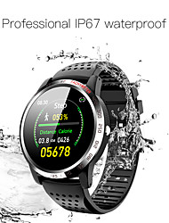 cheap -HW3 Men Women Smart Bracelet Smartwatch Android iOS Bluetooth Waterproof Touch Screen Heart Rate Monitor Blood Pressure Measurement Sports ECG+PPG Timer Stopwatch Pedometer Call Reminder