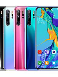 "Недорогие -Hσρe P30 Pro 6 дюймовый "" 4G смартфоны ( 2GB + 16Гб 13 mp MT6582 + MT6290 4500 mAh mAh )"