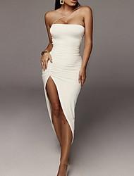 Недорогие -женское сексуальное обтягивающее платье
