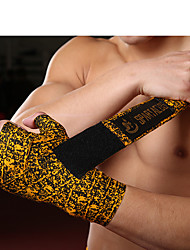 cheap -Hand Wraps For Martial Arts, Muay Thai, Boxing Training, MMA Durable Cotton Fabric Unisex Adults / Kids - Yellow / Red / Green