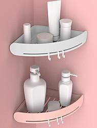 Недорогие -угловая ванная комната треугольная стойка без перфоратора настенный шампунь держатель для душевой полки кухонный шкаф для хранения органайзер предметы домашнего обихода