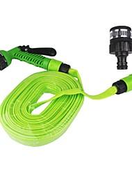 cheap -High Pressure Car Wash Water Gun Hose Set Home Watering Sprinkler Sprinkler Nozzle 10 Meter Water Gun Combination