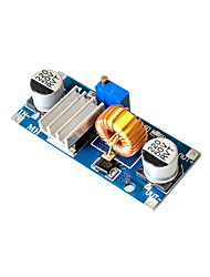 cheap -5A XL4015 DC-DC Convert Adjustable Power Supply 75W 4-38V Step Down Module