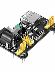 cheap -MB102 Breadboard Power Supply Module 3.3V 5V For Arduino Solderless