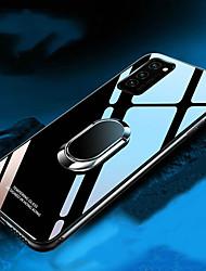 Недорогие -чехол для телефона из закаленного стекла для samsung galaxy s20 plus s20 ultra note 10 чехол с подставкой-кольцом для магнитного держателя жесткий чехол для телефона samsung galaxy note 9 note 8