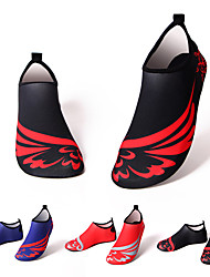 cheap -Women's Men's Water Shoes Polyamide fabric Anti-Slip Quick Dry Yoga Diving Surfing Snorkeling Scuba - for Adults