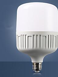 cheap -1pc 30 W LED Globe Bulbs 2400 lm E27 1 LED Beads Warm White 220-240 V