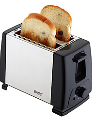cheap -Camping Toaster Outdoor Cookware Heat-Insulated Metal for Outdoor Camping Silver