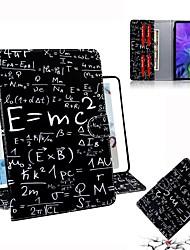 cheap -Case For Apple iPad Mini 3/2/1 / iPad Mini 4 / iPad Pro 11'' Wallet / Card Holder / Flip Full Body Cases Word / Phrase PU Leather
