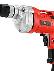 Недорогие -Инженерная электрическая дрель дома многофункциональный мощный электрический инструмент отвертка 220v пистолет дрель ручной дрель набор