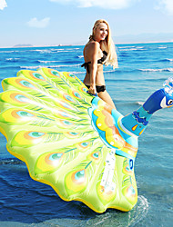 cheap -Inflatable Pool Floats PVC Quick Dry Inflatable Durable Swimming Water Sports for Adults 193*163*94 cm
