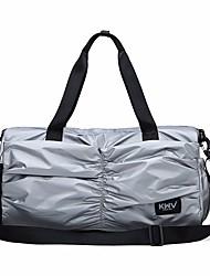 cheap -Oxford Cloth Zipper Travel Bag Daily Pink / Silver / Black