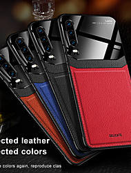 cheap -Phone Case For Huawei P30 P30 Pro P30 Lite Shockproof Back Cover leather Acrylic P20 P20 Lite P20 Pro